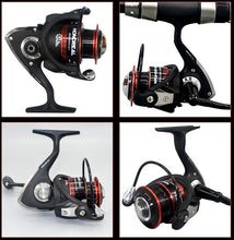 Load image into Gallery viewer, Well Presented 3000 series spinning reel, featuring a specially designed balanced rotor with thick bail arm. Catch yourself a wide variety of species with fabulous spinning reel at an affordable price.