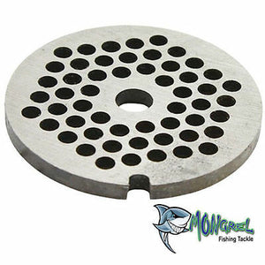 NEW CUTTING WHEEL FINE FOR MM12 MEAT BURLEY MINCER GRINDER PLATE 6mm - Mincers