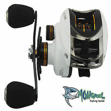 Load image into Gallery viewer, NEW  BAIT CASTER FISHING REEL LH BAIT CASTING REEL Kayak Fishing shore boat