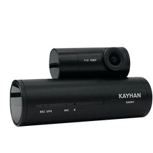 Load image into Gallery viewer, Kayhan Dashcam 2K Front and Rear