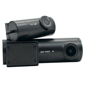 Kayhan Dashcam 2K Front and Rear