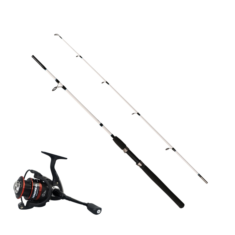 Combo Spinning Rod and Reel