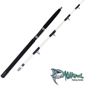 New Boat Fishing Rod 6 foot 50 - 80 lb Game Rod Stainless Guides shark snapper - Game Rod 180cm