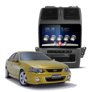 Load image into Gallery viewer, Kayhan SX SY TERRITORY Stereo Upgrade Ford Android ICC Replacement Audio