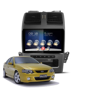 Kayhan 9.6 Inch Screen & Head Unit To Suit Ford BA BF