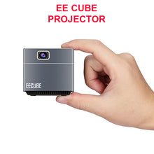 Load image into Gallery viewer, EE Cube Portable Projector