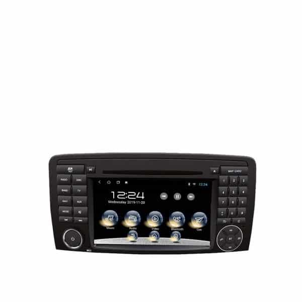 SatNav for BENZ SLK 2003-2007 | 7 Inch