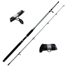 Load image into Gallery viewer, Rod and Reel Fishing Combo 2.1 Meter