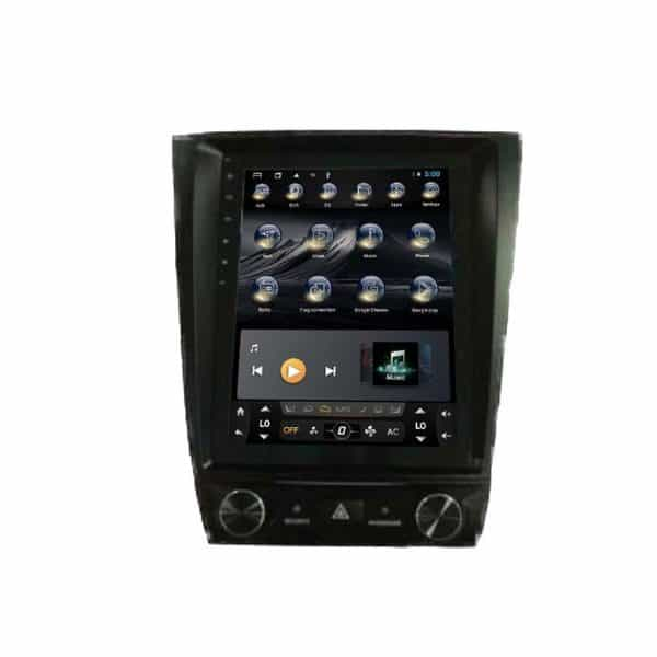 SatNav for LEXUS GS 2007 - 2014 | 12
