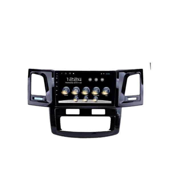 SatNav for TOYOTA Hilux Digital A/C 2005 - 2015 | 10