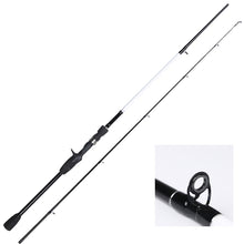 Load image into Gallery viewer, The River Side baitcaster rod offers anglers a high degree of casting accuracy, essential when working lures in and around snag infested areas.