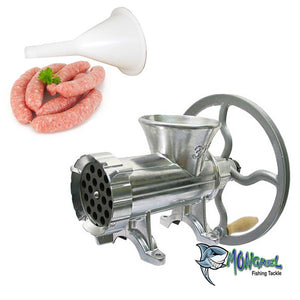 NEW  BERLEY MEAT MINCER #32 Suasage Kit