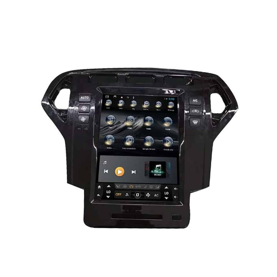 SatNav for FORD Mondeo 2007 - 2012 | 11