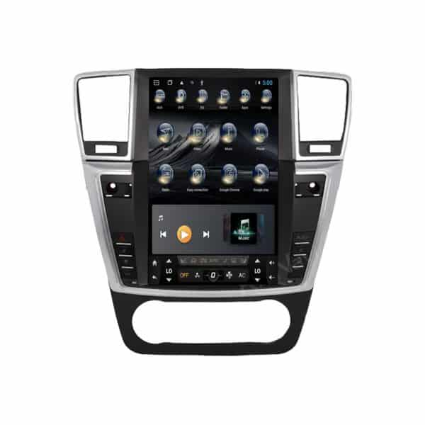 SatNav for MERCEDES BENZ GL / ML 2012 - 2015 | 12