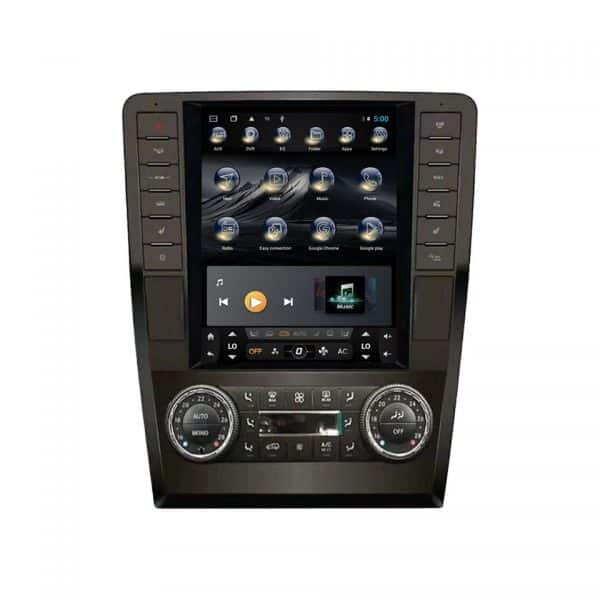 SatNav for MERCEDES BENZ Semi-Universal | 11