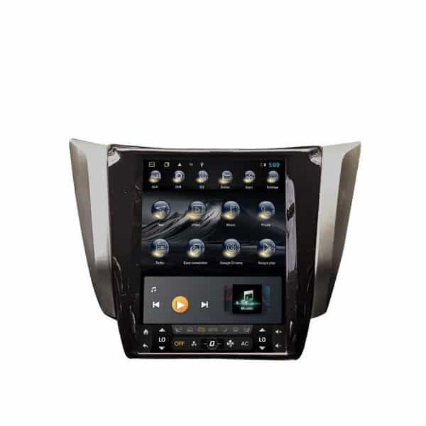 SatNav for NISSAN Navara NP300 | 13