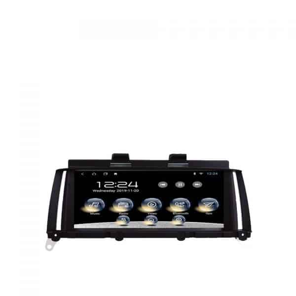 SatNav for BMW X3 NEW 2013+ | 10 Inch