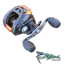 Load image into Gallery viewer, NEW Baitcaster Rod & Reel Combo 1.7 meter rod Bait Caster LEFT HAND Combination