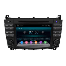 Load image into Gallery viewer, MERCEDES BENZ KAYHAN SatNav for BENZ C CLASS 2004-2008 7 Inch