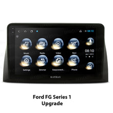 Load image into Gallery viewer,   Kayhan 9.6 Inch Screen & DVD Head Unit To Suit Ford Falcon FG Series 1