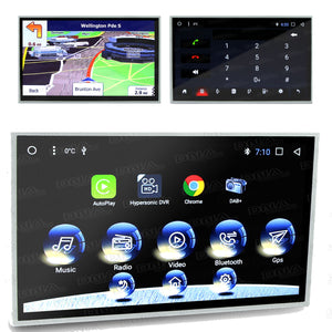 Kayhan  8 Inch Screen & DVD Head Unit To Suit Ford FG Series 2