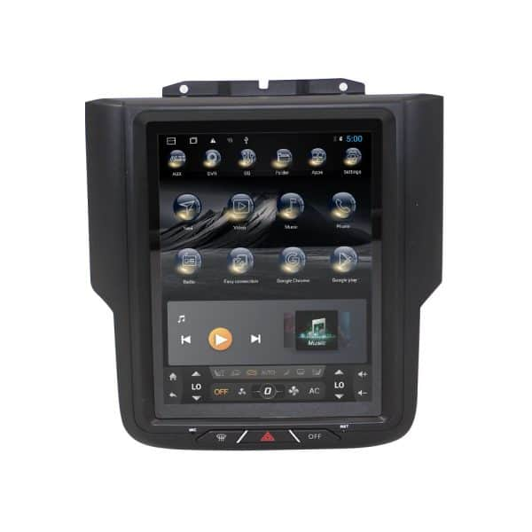 SatNav for DODGE Ram1500 2013+ | 11