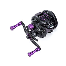Load image into Gallery viewer, Right Hand Bait caster reel with 2 spools