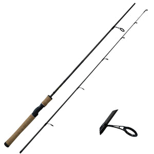 Medium Action Oem Slip-free Cork Handle Fishing Rod Professional Spining Fishing Rod Carbon Fiber