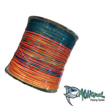 Load image into Gallery viewer, New Braid Fishing Line  8 Strand Mongrel Extreme 500M Multi