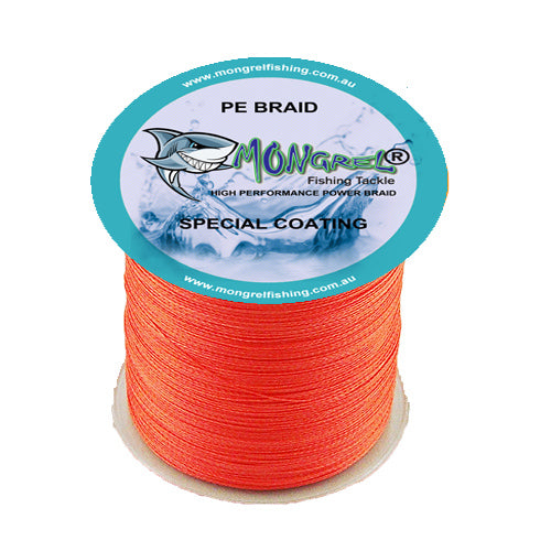 Braided line was one of the of earliest types of fishing line, and in its modern incarnations it is still very popular in some situations