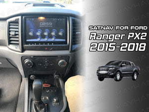 Kayhan SatNav for Ford Ranger PX2 9.2″ Inch VERSION 2 2015-2018