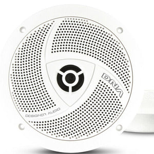 SLIMLINE MARINE SPEAKERS 6.5""