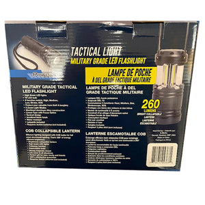 Tactical Light Pack Military Torch SOS