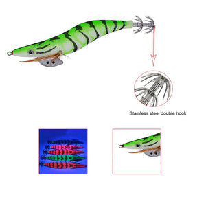 NEW Squidezy Squid Cleaning Tool & 6 Squid jigs Catch and clean kit Bonus Pack