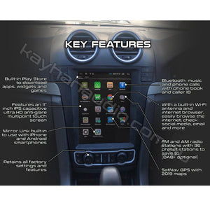 Kayhan Audio presents a brand new head unit for Holden Commodore VE Series 2 / Chevy Lumina.