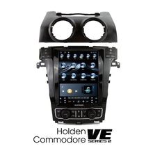 "Load image into Gallery viewer, New Holden Commodore VE Series 2 Stereo Upgrade 11"" Head Unit Rep Sat Nav"