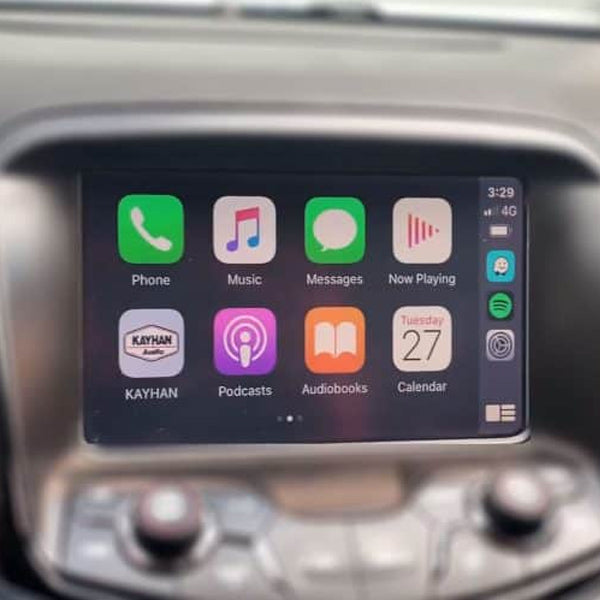 kayhan audio VF series 1 carplay