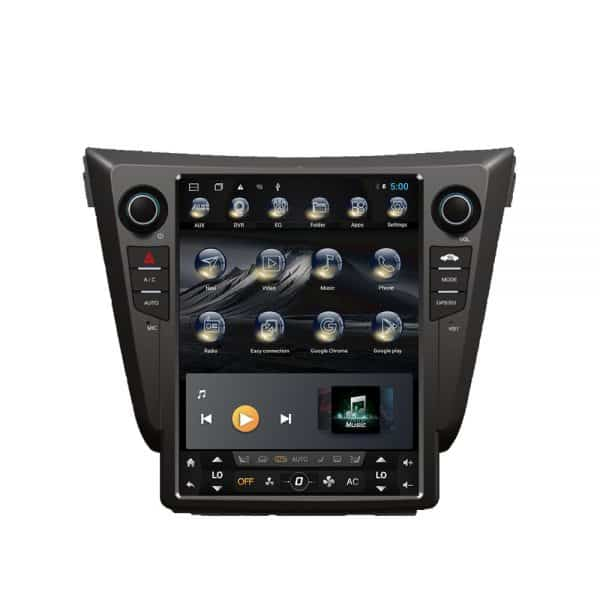SatNav for NISSAN X-Trail / Qashqai T31 2014 - 2017 | 12