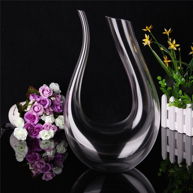 1500ML Big Decanter Handmade Crystal