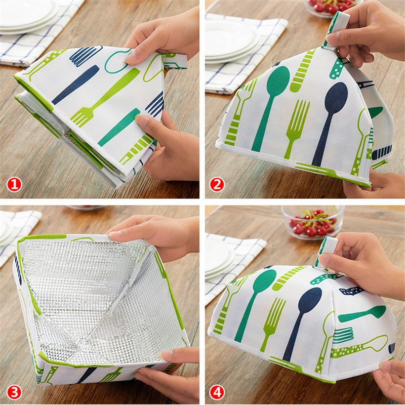1pc Dust-proof Dish Cover