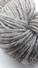 Romney Sheep's Yarn- Natural Light Grey