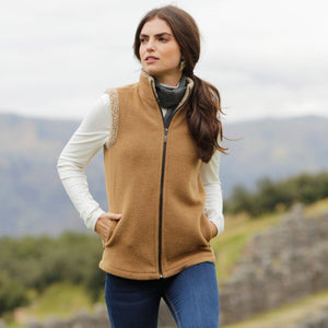 Ladies Barn Vest
