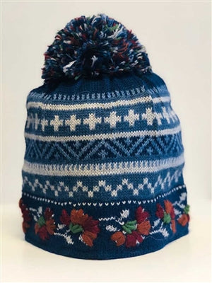 Blue Ridge Alpaca Cap