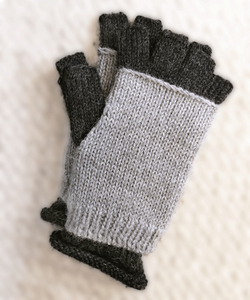 Double Layer Alpaca Gauntlet (3 in 1)