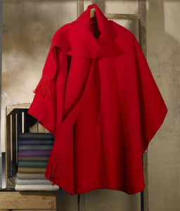 Unlined Alpaca Cape