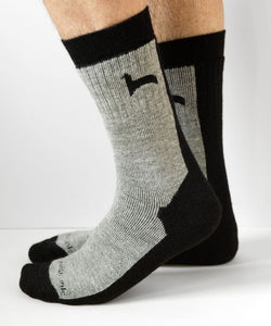 Hiker Alpaca Socks