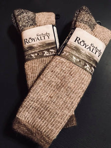 Kentucky Royalty Heavy Weight Alpaca Performance Socks