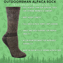 Outdoorsman Boot Sock
