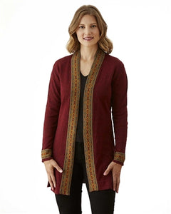 Royalty Alpaca Cardigan