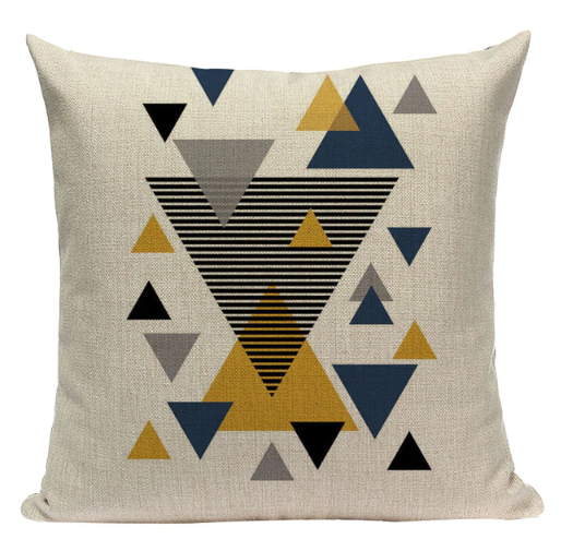 Dusk Boho Throw Pillow Cover